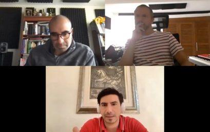 Profesores de Música conversan sobre sus obras en el Festival Visiones Sonoras 17