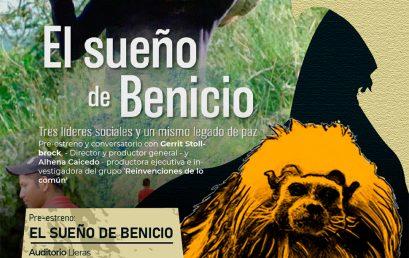 """Pre-estreno del documental """"El sueño de Benicio"""""""
