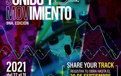 "Convocatoria para producciones de música electrónica ""Share your track"""