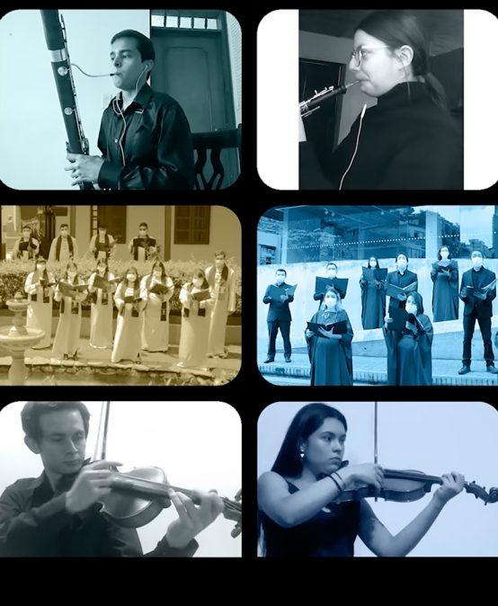 """Coro Uniandes Sinfónico canta """"Las Danzas Polovtsianas"""" en el IV Encuentro de Conjuntos Universitarios"""